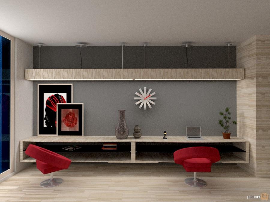 Studio (in camera da letto) 1014759 by Micaela Maccaferri image