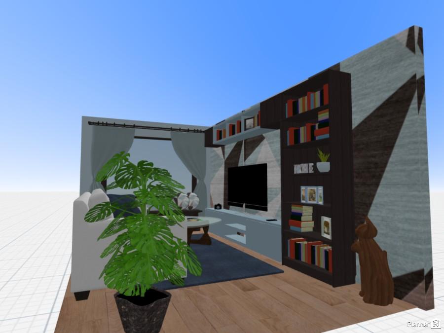 One room - Living 86417 by Enrico e Cinzia image