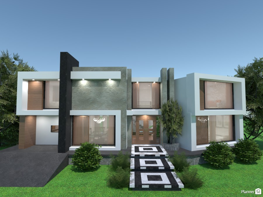 Casa moderna VI 3584210 by MariaCris image