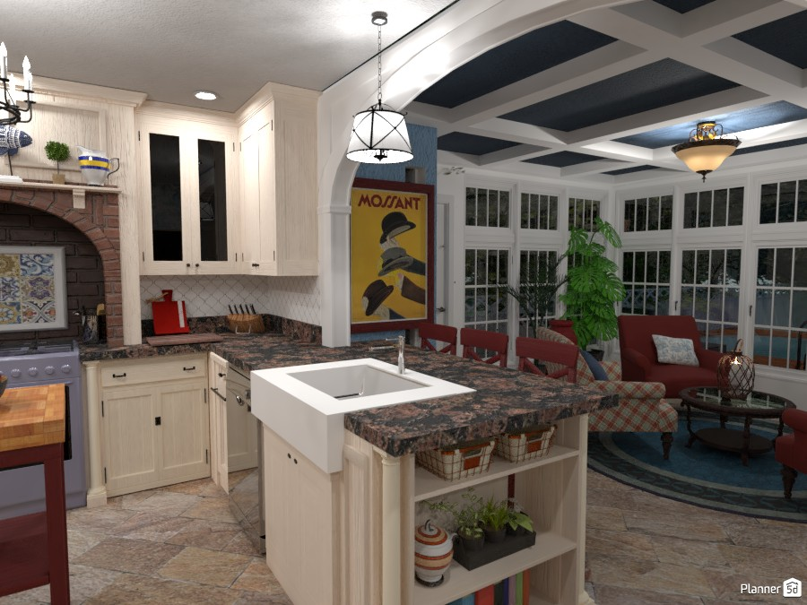 Whole House Remodel and Addition 82126 by Kristin NM image