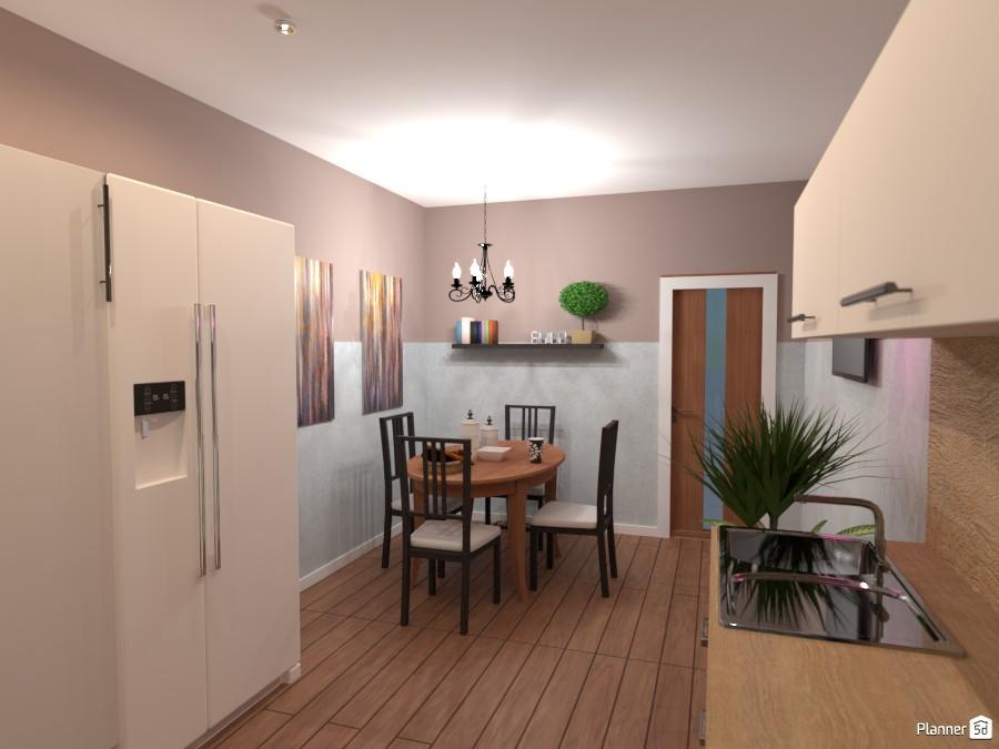 Кухня в квартире 3216778 by Ольга image