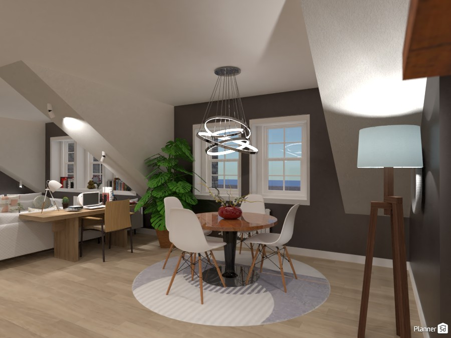 (Gal)Attic 2021: Dining Room 3852582 by Moonface image