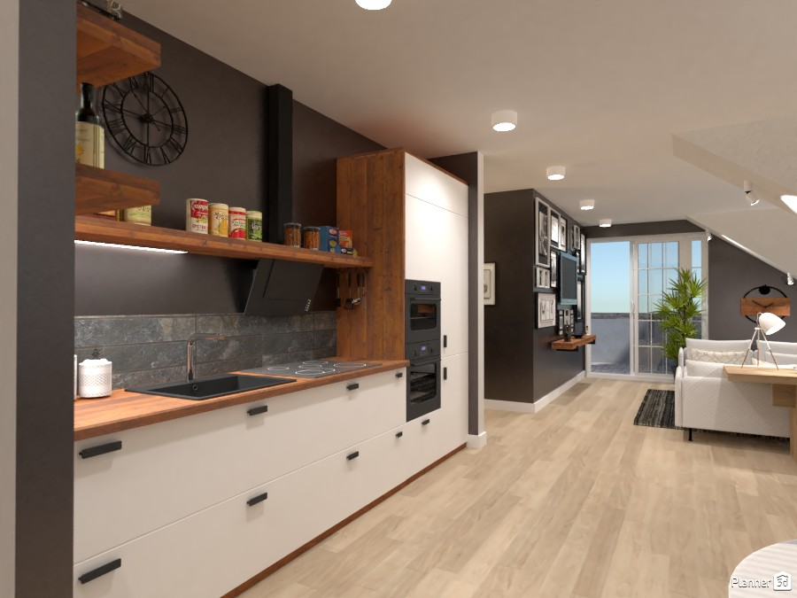 (Gal)Attic 2021: Kitchen 3852928 by Moonface image