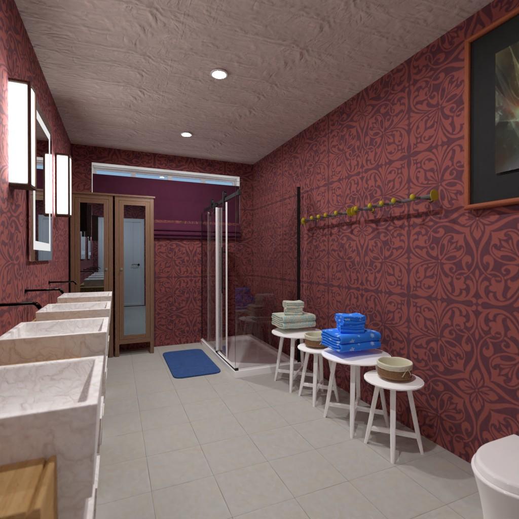 Pastel Bathroom 85795 by Watty Fatty image