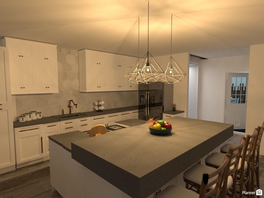 olivia's kitchen render! 4303732 by ella! image