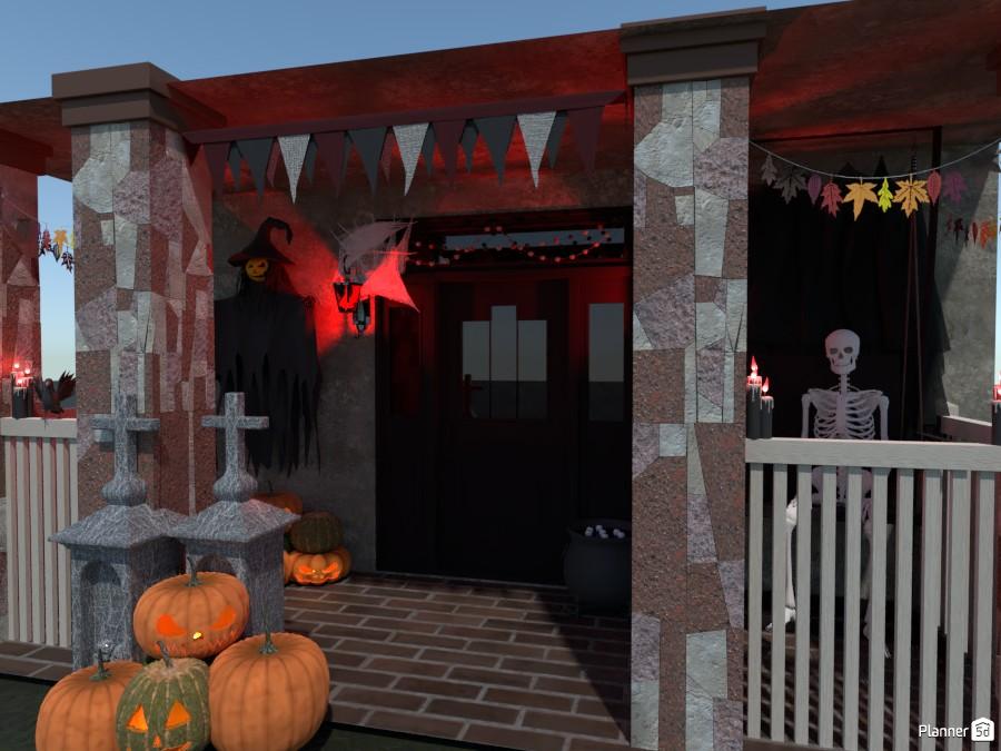Halloween House 5147254 by Enrico e Cinzia image