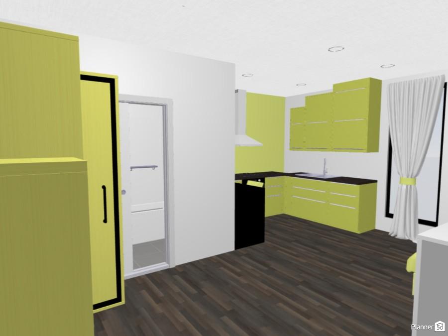 Bedroom 84393 by Architektwnętrz image