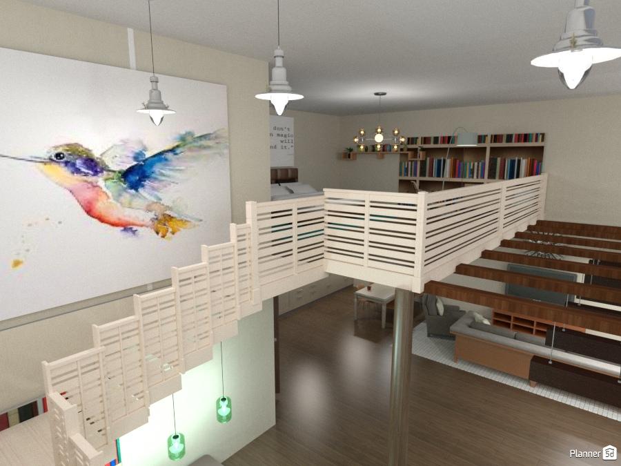 an amazing loft apartment/Youtuber apartment 70323 by inbar ravitz image