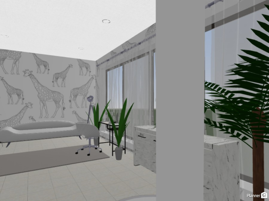 White Office 84112 by Tessa image
