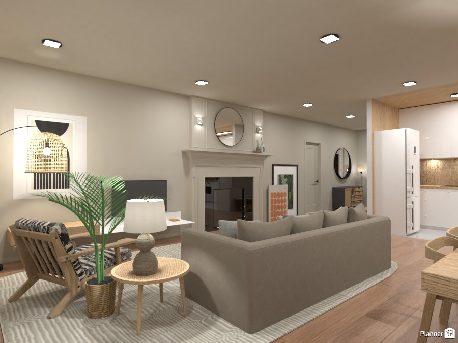 2 bedroom flat 87435 by Ana G image