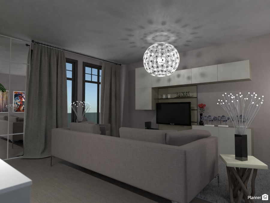 Living room 80748 by Rayslla Andrade image