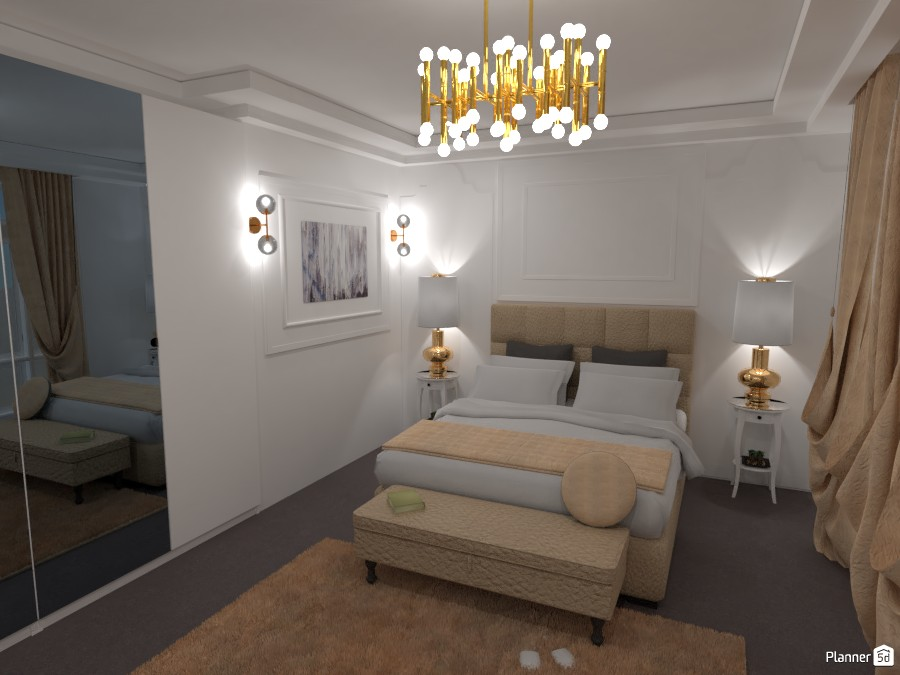 Habitación clásica 4467873 by Remadi image