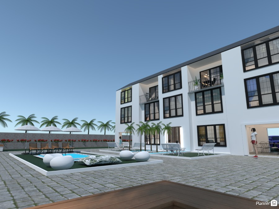 family apartment 4497239 by Yasemin Seray Ençetin image
