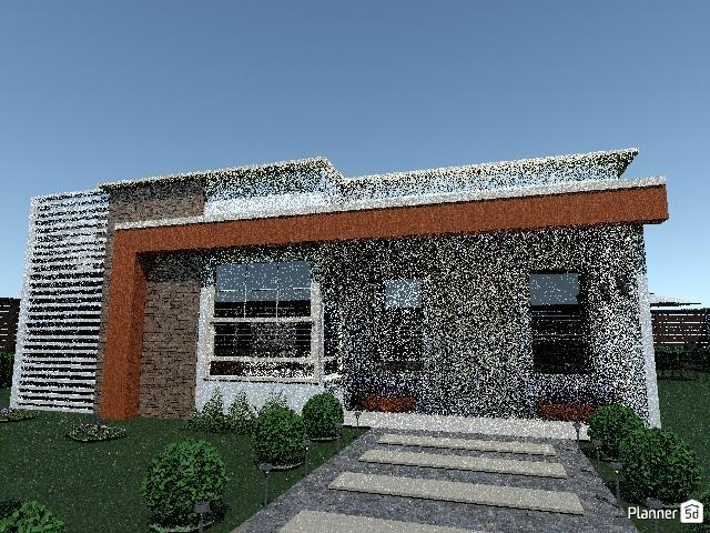 Casa moderna 80644 by maria gonzalez herrero image
