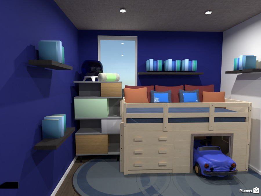 Kids room 4229946 by Mark image