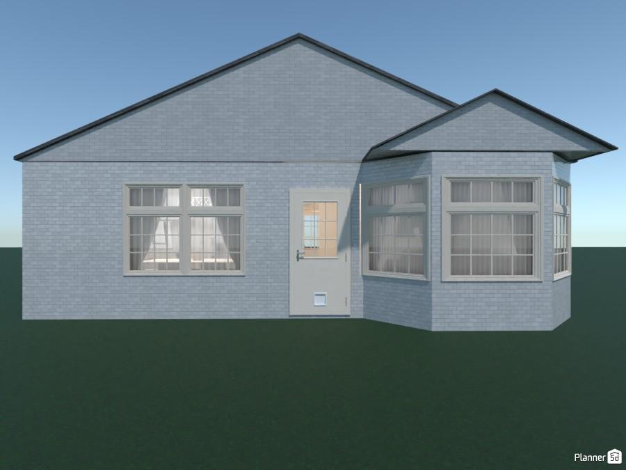 modern house 82070 by Chani image