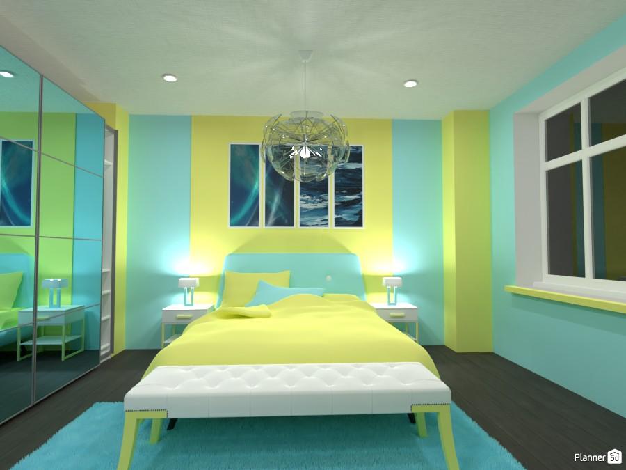 Contrast bedroom 4626659 by Huzaifah Al-Quraishi image