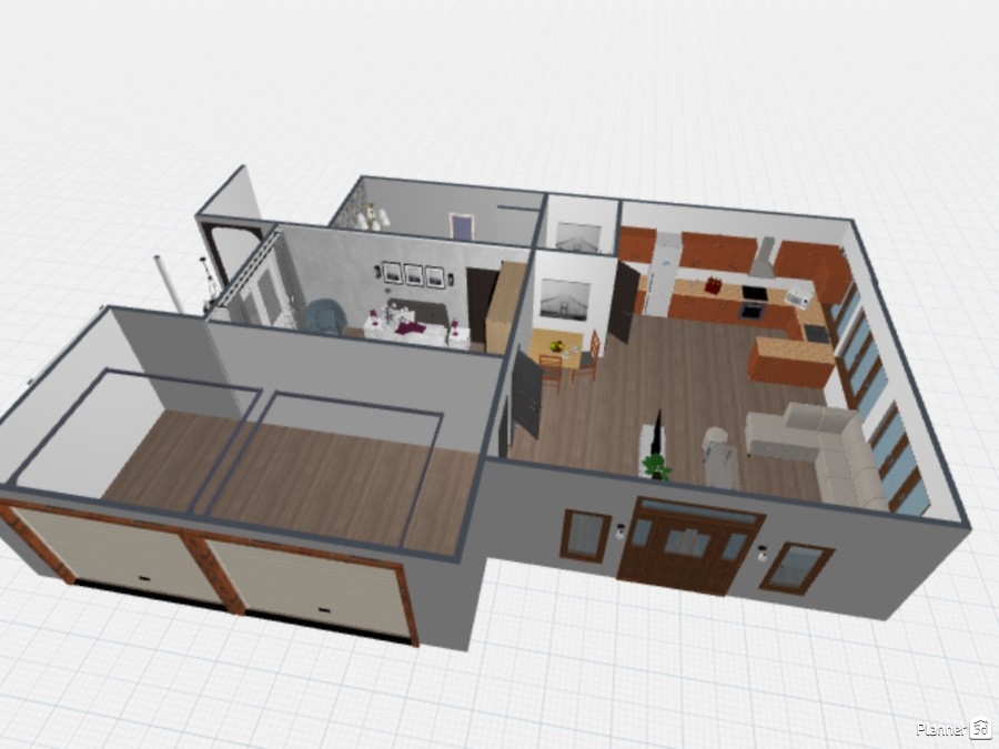 One BedRoom 86460 by SamSup image