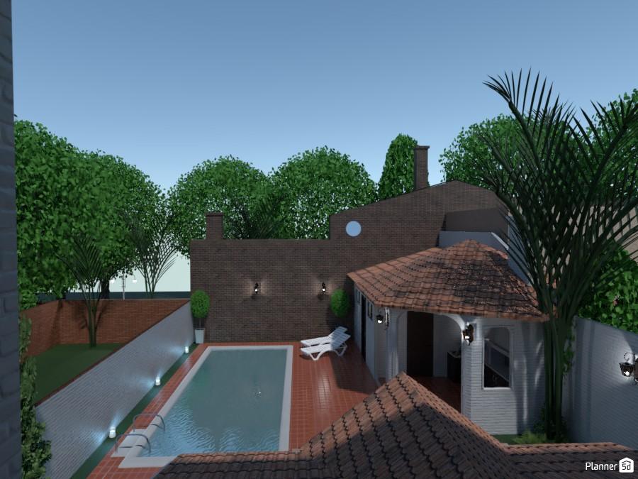 Casa Colonial Jardin -Before- 3433519 by Ezequiel Marotta image