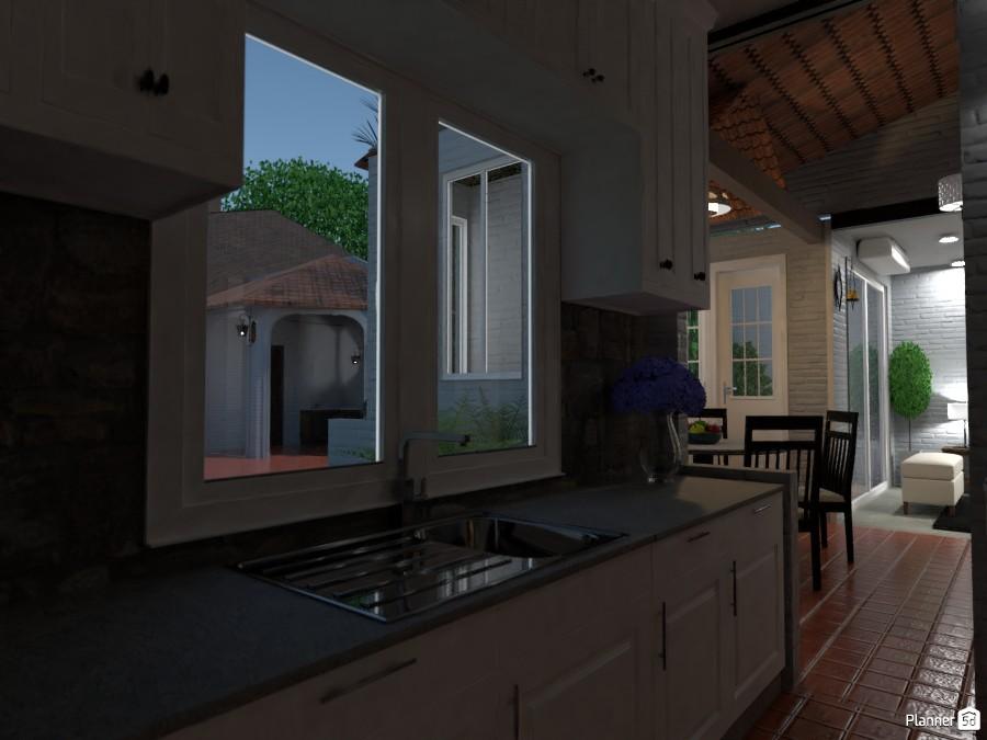 Casa Colonial Cocina II-Before 3437514 by Ezequiel Marotta image