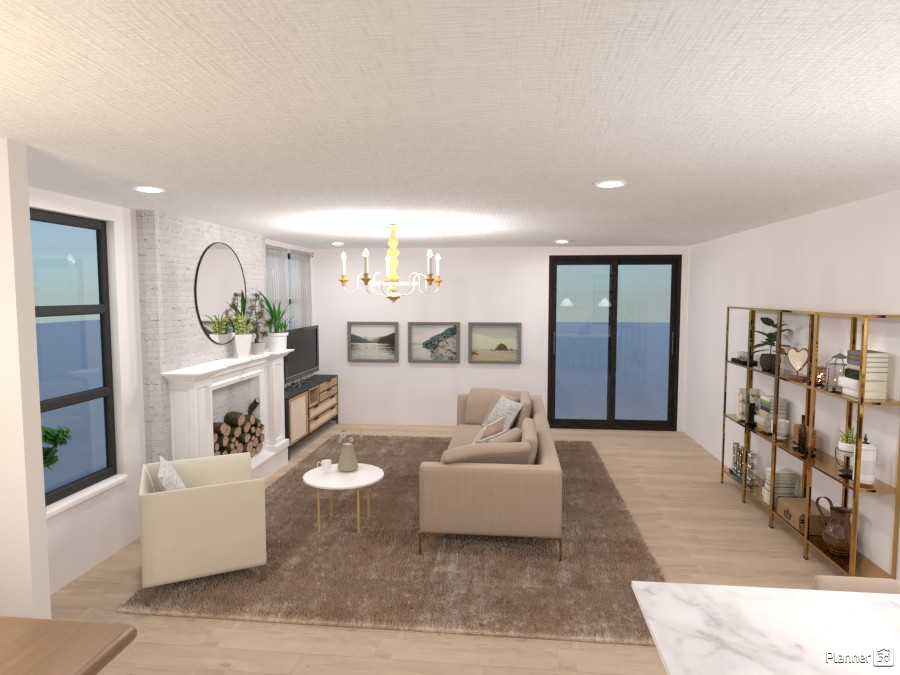 Minimalist Living Room 4422491 by Isabel image