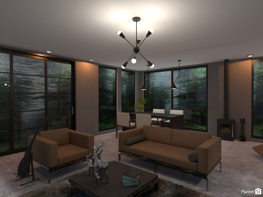 country house 4450700 by Valery G. image