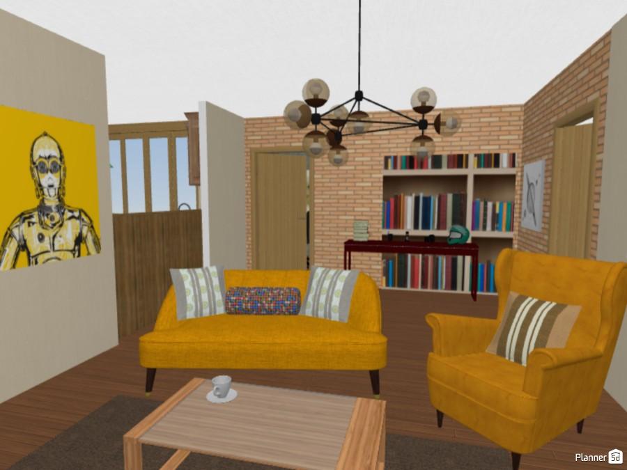 cool stundent apartment 67364 by inbar ravitz image