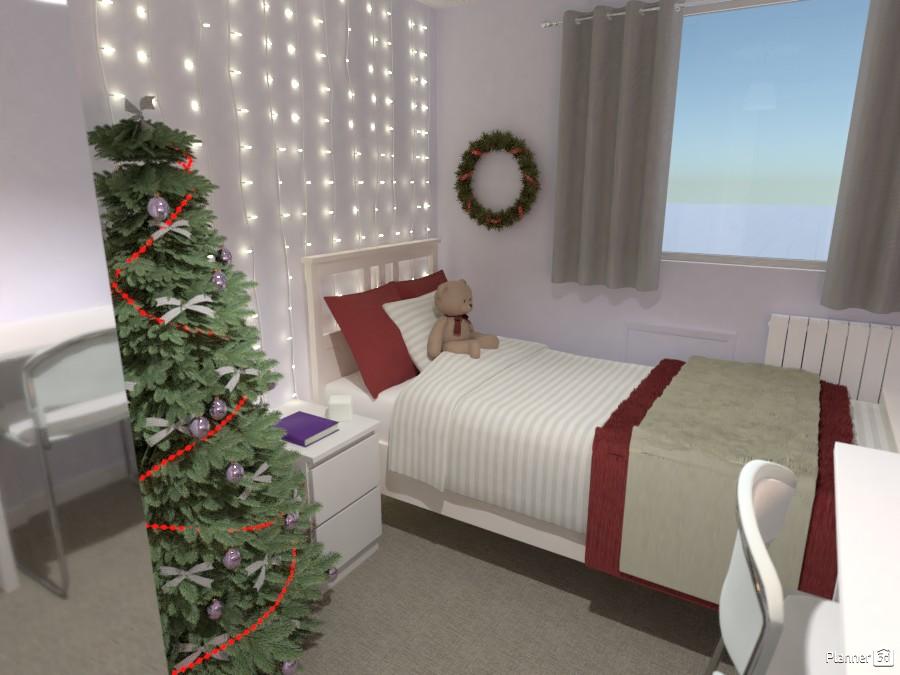 Christmas bedroom 3740697 by Gen image