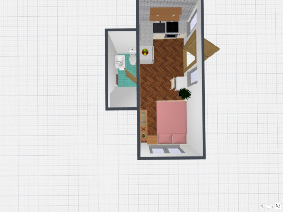 Tiny home 81338 by Cat builder image