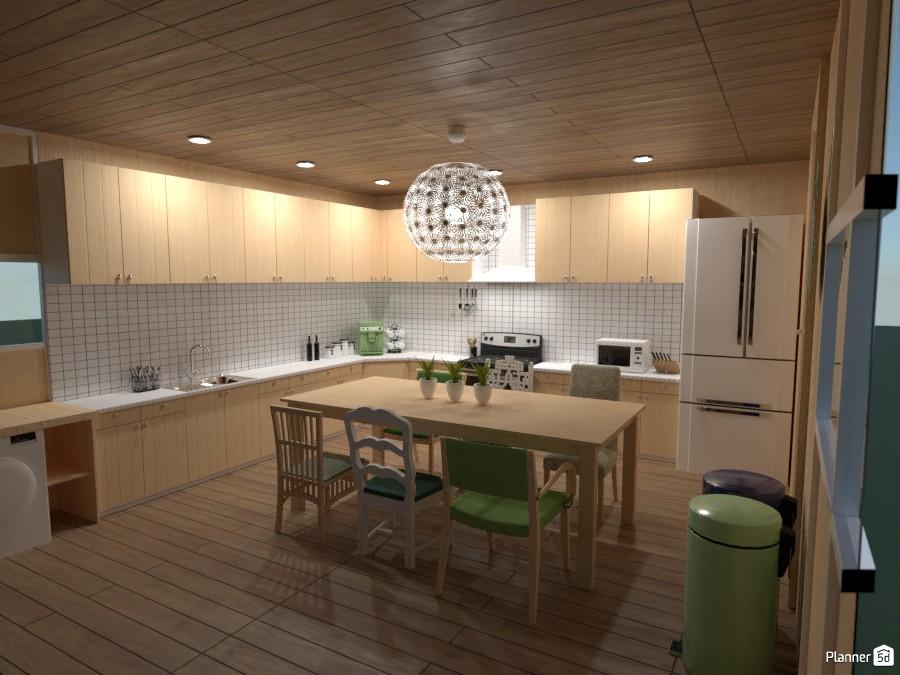 Sage Green Tiny Home Theme 4109158 by chrissyyyy image