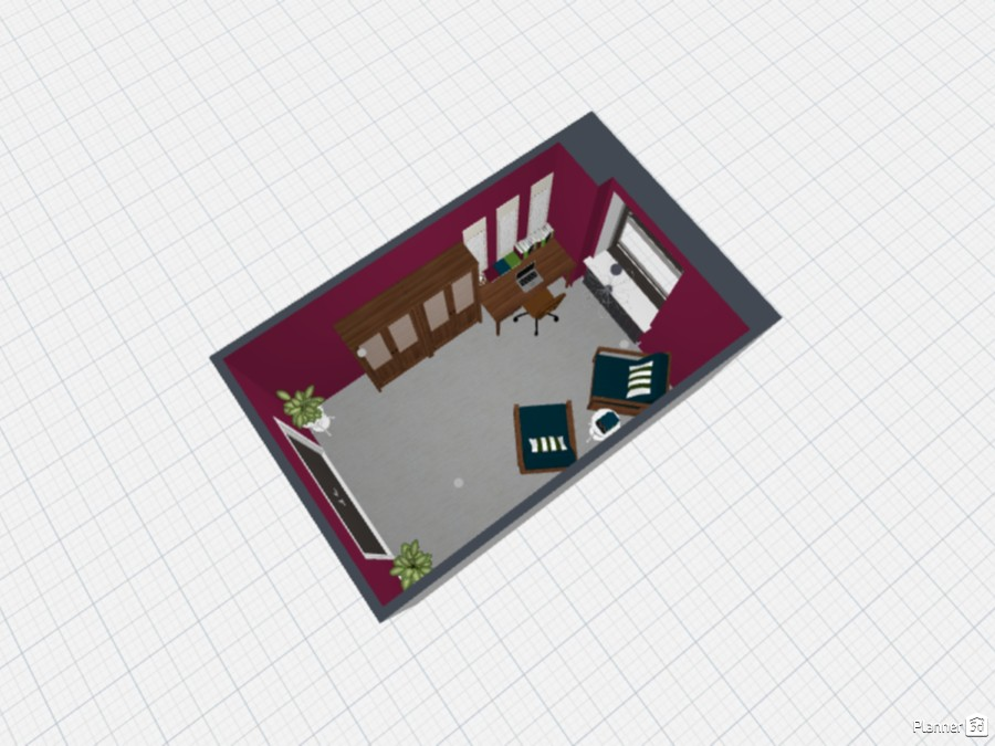 Home Office Design! 86489 by AMV image