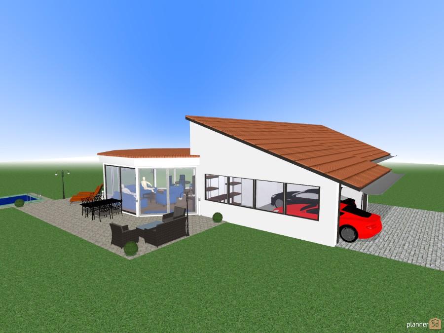 Ein Wohntraum ...A dream home ...Una casa de ensueño 45689 by Siegfried Peter image