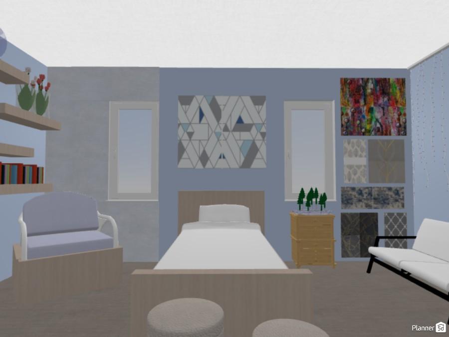 Tween/Girls Bedroom 85112 by Fireheart image