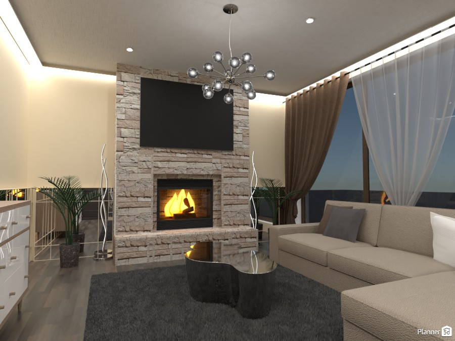 Mirror living room! 4985296 by Doggy image