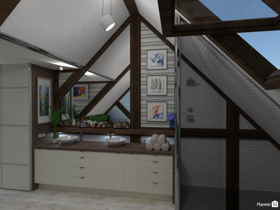 Bubbles in the Loft - Renovated Mill. 2020599 by Mikes image