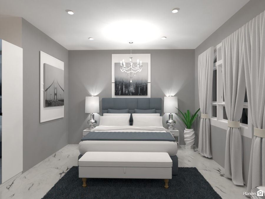 Bedroom 4468736 by Huzaifah Al-Quraishi image