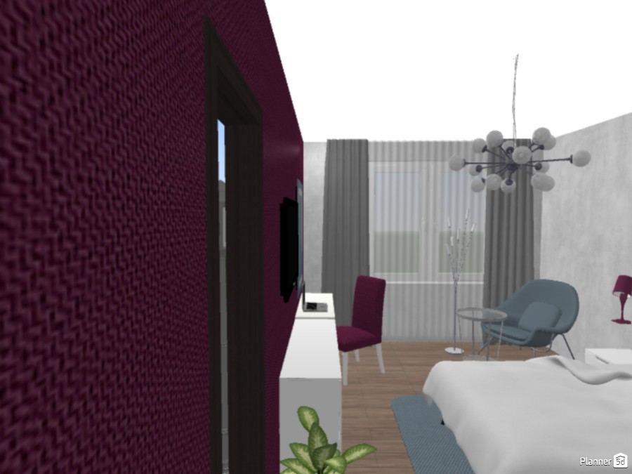 Bedroom 83478 by The Real Ariana Grande image