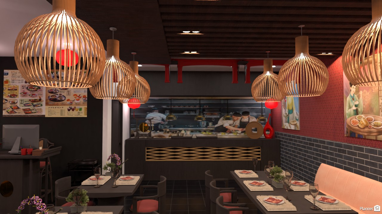 Chinese Restaurant 85190 by Anggreani Tri Lestary image