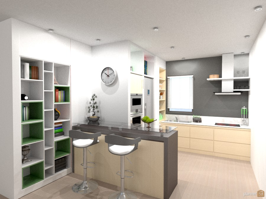 Small Flat Planned 1219246 by Anderson Victor Silva image