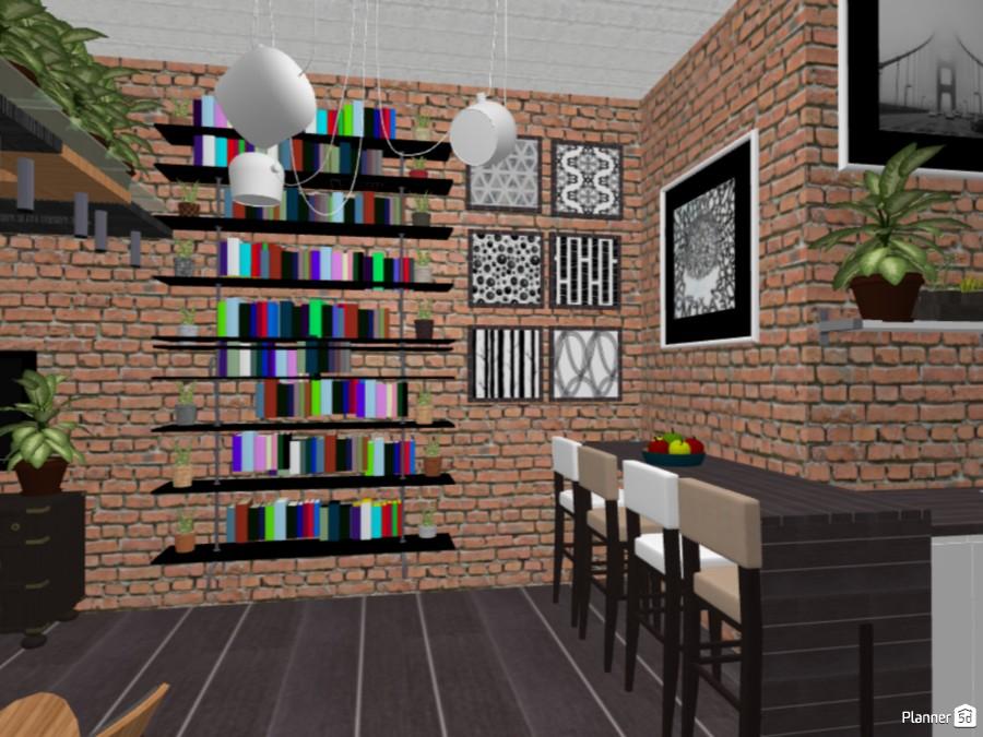 Design battle LOFT 85908 by Suzi Bobek image