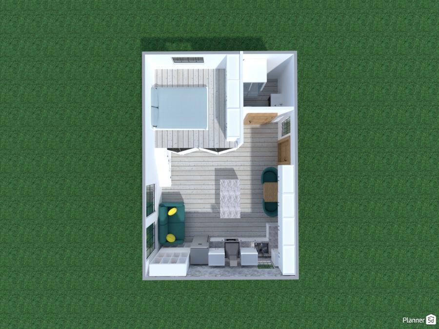 400 sq ft model 2181119 by Joy Suiter image