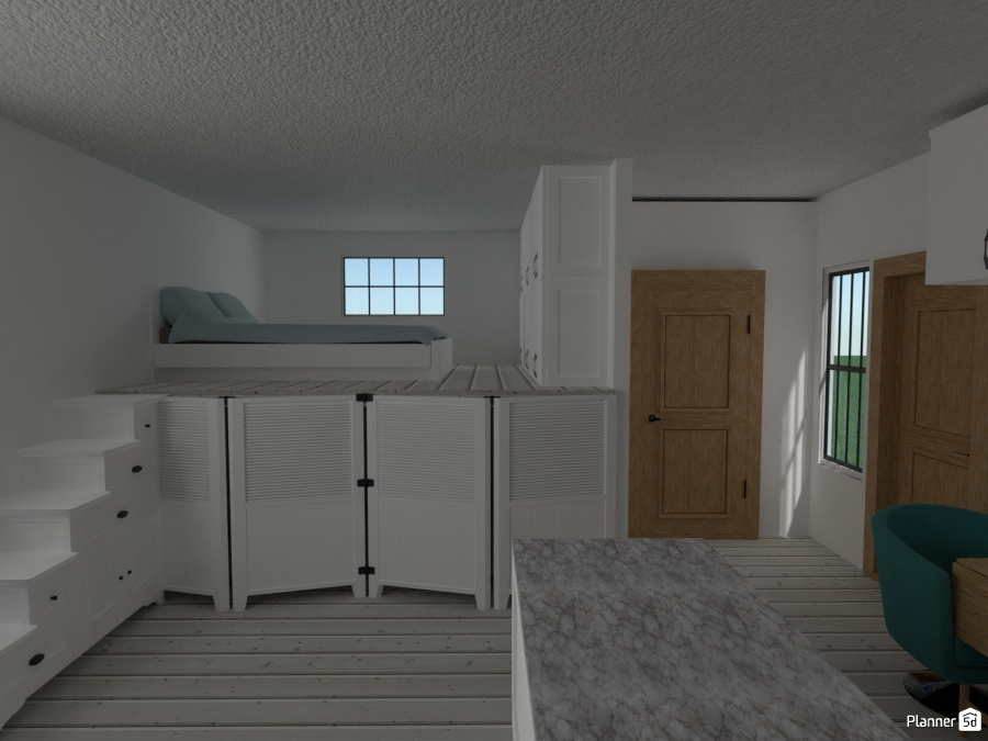 400 sq ft model 2181125 by Joy Suiter image