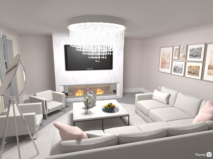 Fancy living room 4990028 by Mia image