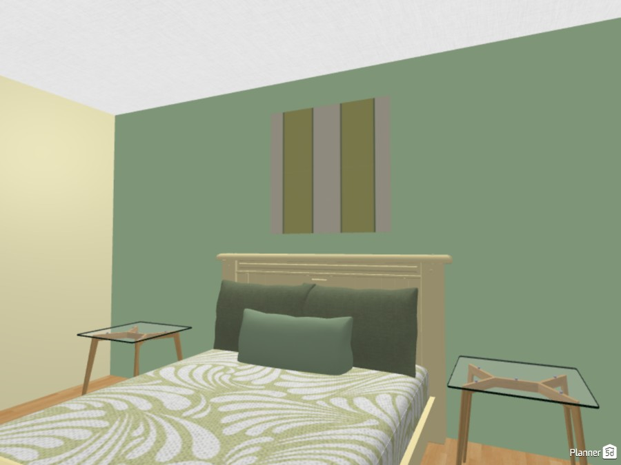 green bedroom! 87340 by sz image