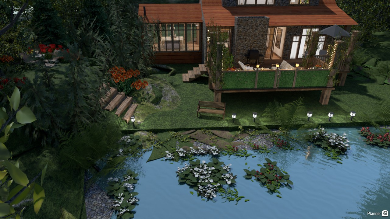 Forest Cabin 4745063 by User 6394118 image