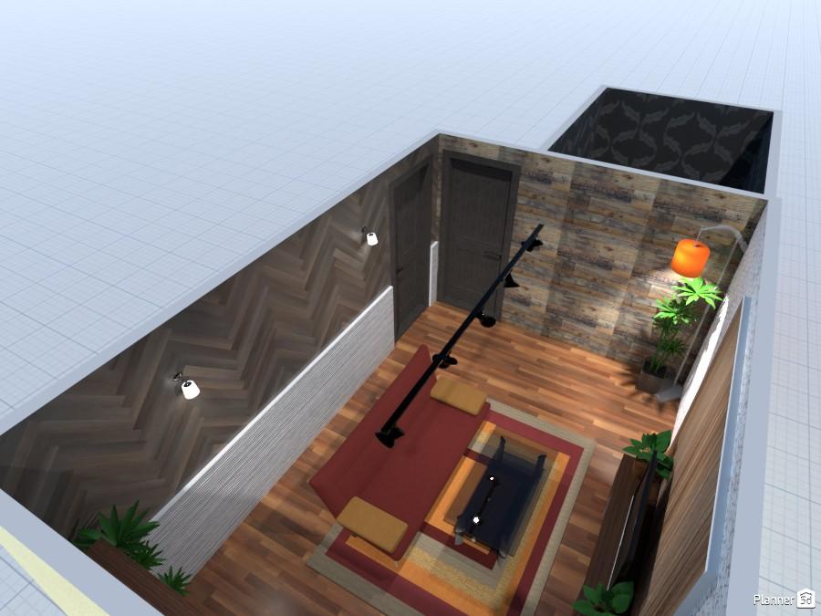 Old Floor Plan Prototype 2978105 by Kirk Bailey image