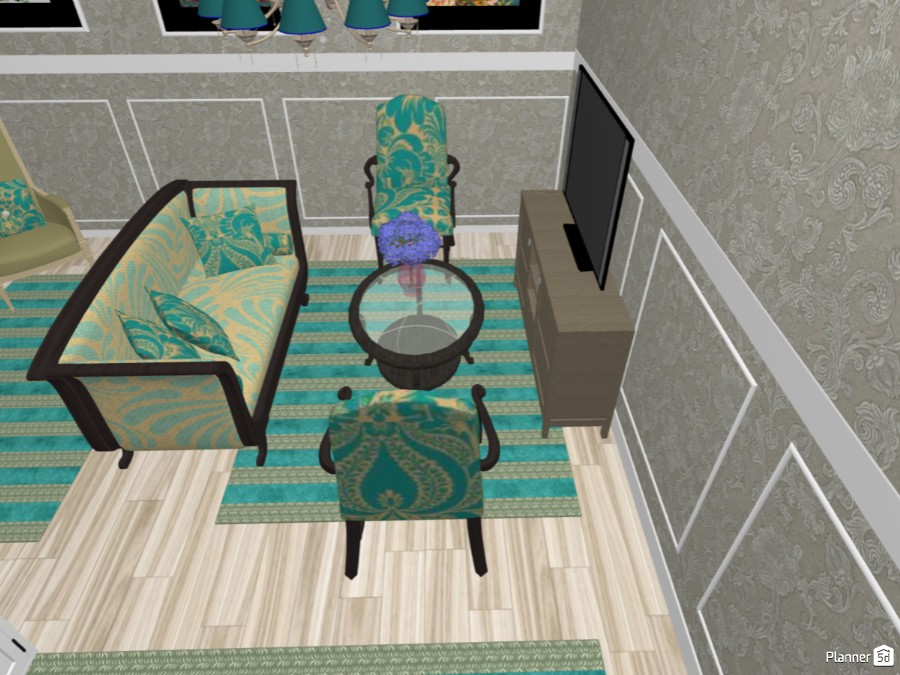 One Bedroom/One bath 84147 by Cynthia Patillo image