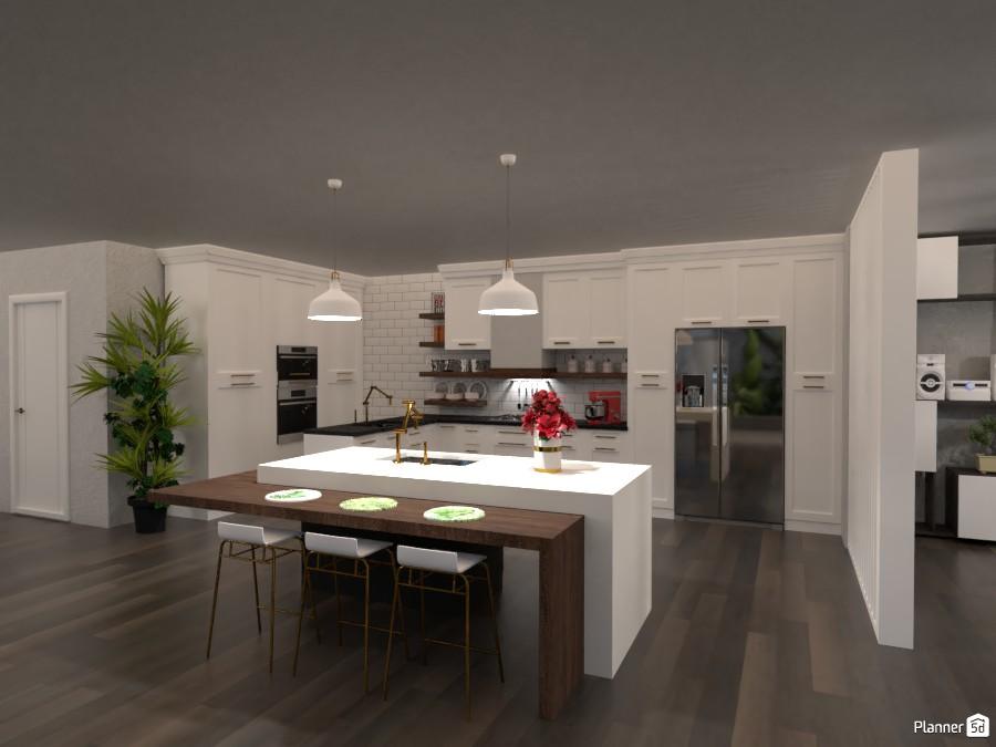 Ofi Lee: Kitchen 4330097 by Micaela Maccaferri image