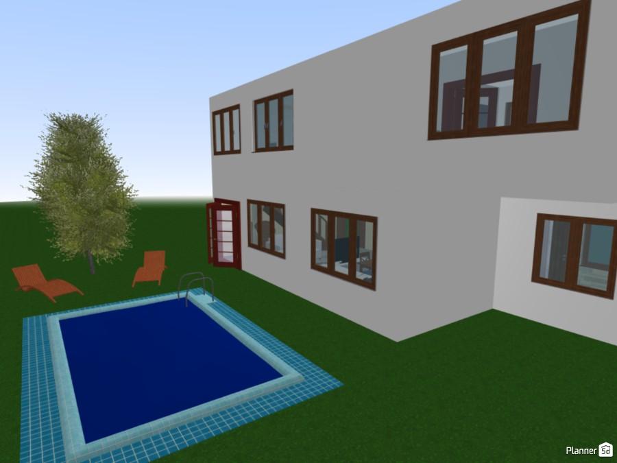 Casa de dos plantas para una pareja con un hij@ 83685 by Nuria image