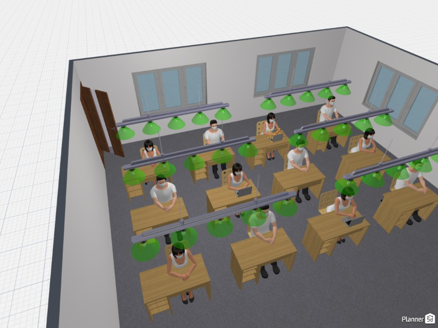 Classroom 85124 by Ailen Glatanius image